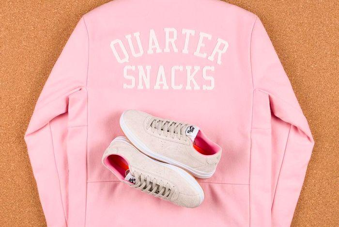Quartersnacks X Nike Sb Bruin Hyperfeel B 4
