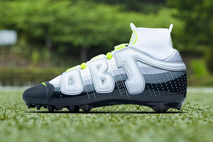 Obj Nike Air Max 95 Neon Uptempo Cleat 1