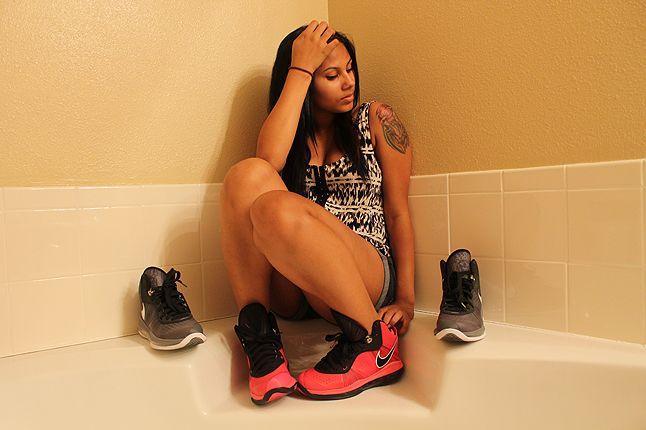 Ericka Female Air Jordan Collector 14 1