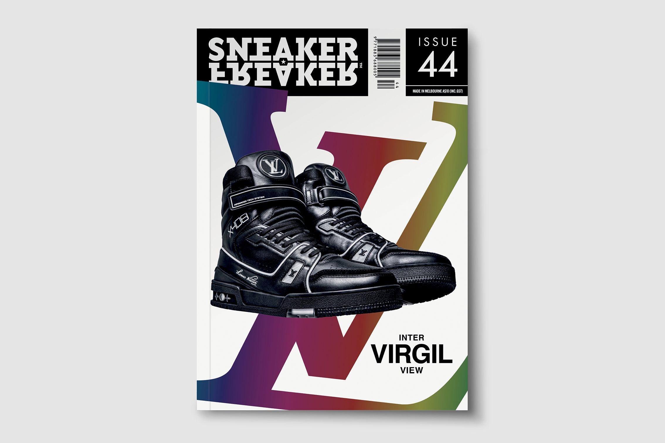 Sneaker Freaker Issue 44 spread image