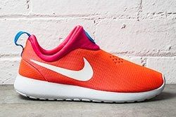 Nike Roshe Run Slip On Laser Crimson Thumb1