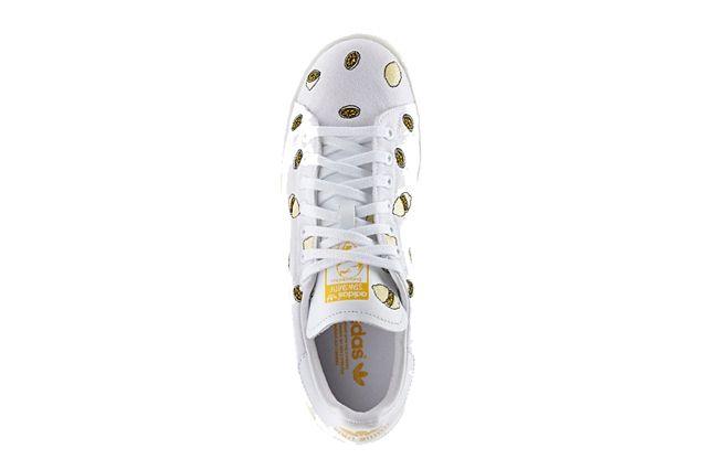 Adidas Originals Stan Smith Lemon 3