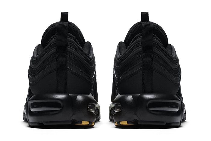Nike Air Max Plus 97 Triple Black 4