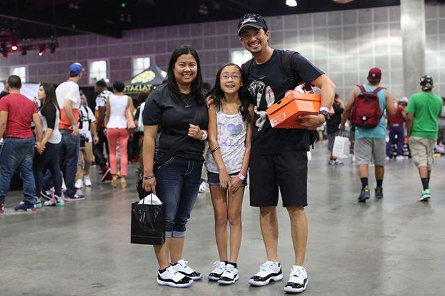 Sneaker Con La Recap 85