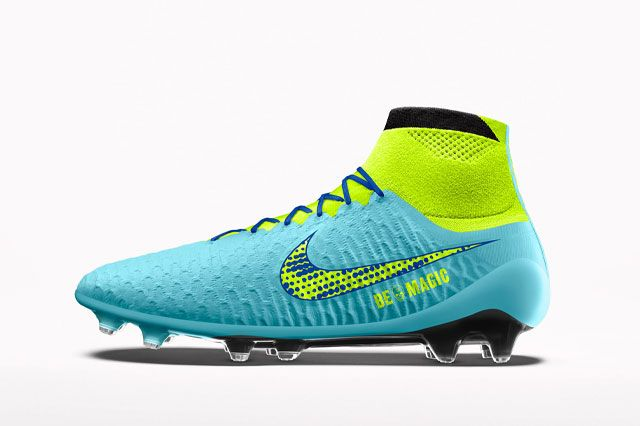 Magista Custom Blu Sideview
