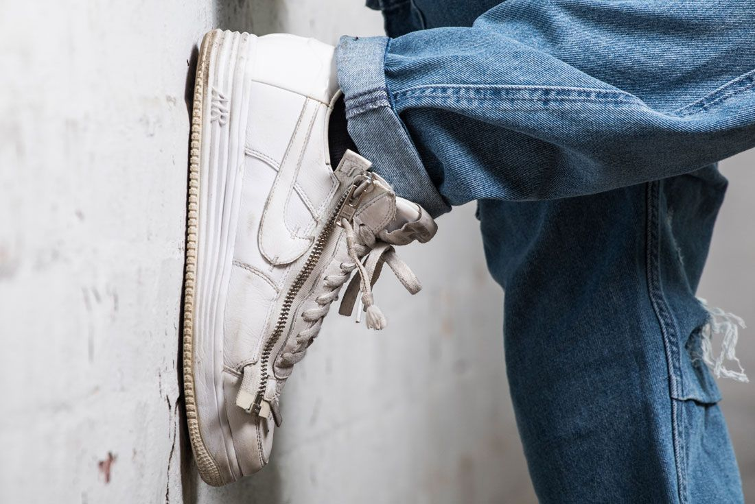 Four Fresh Ways To Upgrade Your Sneaker Staples
