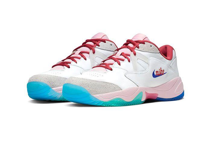 Nikecourt Court Lite 2 Front Angle Shot 4