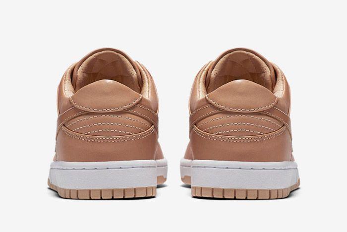Nike Dunk Lux Low Vachetta Tan 3