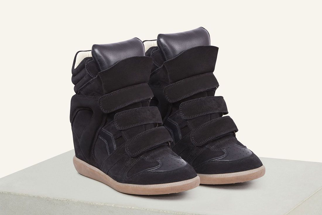 Sneaker Freaker Best Of 2010 2019 Isabel Marant Wedge Lateral