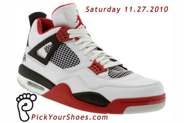 Jordan Mars Pick Your Shoes 1