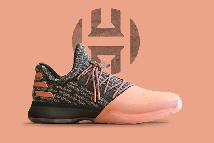 Adidas Harden Vol 1 Gila0 Monster Pink 2