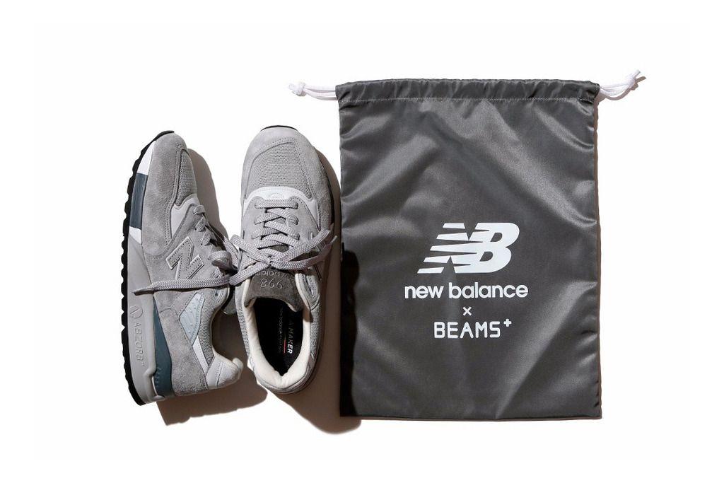 New Balance Beams Plus M998 01