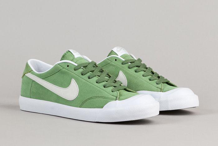 Nike Sb All Court Ck Treeline 3