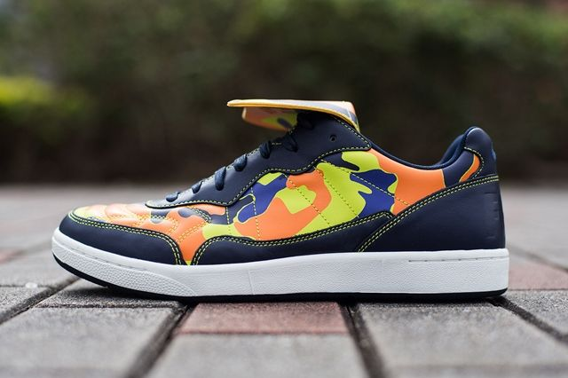 F C R B Nike Tiempo 94 Camo 6