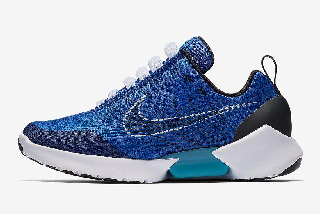 Nike Hyperadapt Sport Royal 3