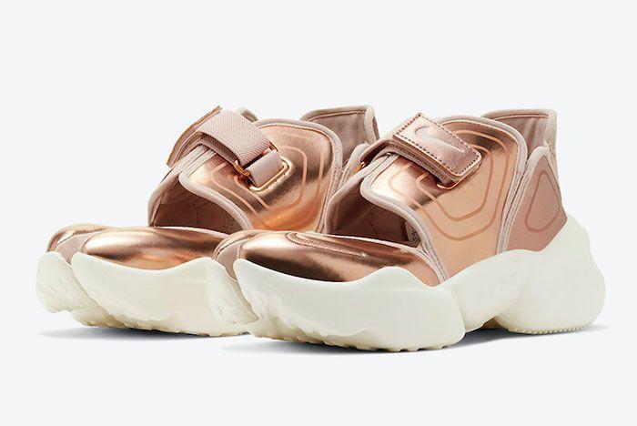 Nike Aqua Rift Bronze CW5875-929 Front Angle