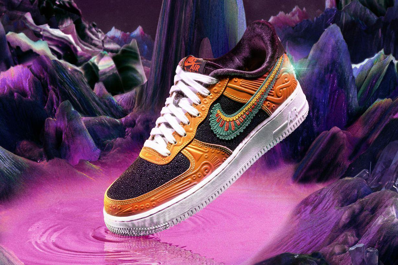 Nike Air Force 1 'Dia de Muertos'