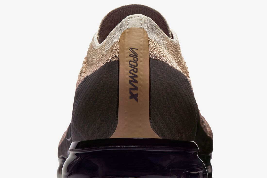 Nike Air Vapormax Khaki Antracite 7