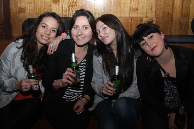 Ladies 1 1