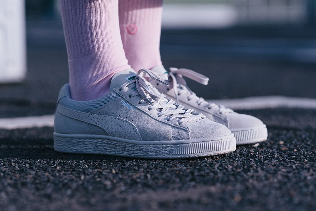 Diamond Supply Co X Puma Classic Suede Collection23