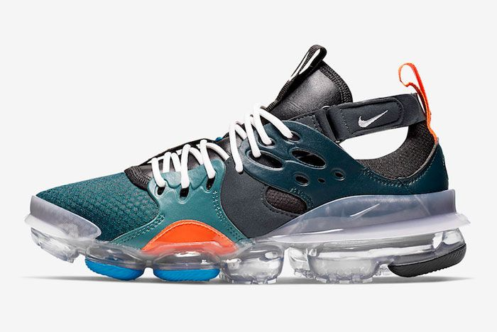 Nike Air Vapor Max Dmsx Mineral Teal Lateral Side Outside