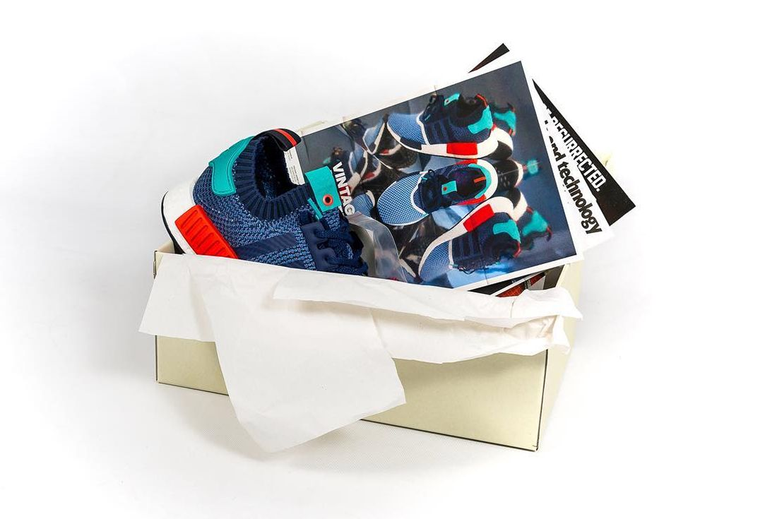 Packer X Adidas Nmd R1 6 1