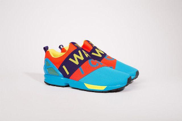 Adidas Zx Flux Slip On 3
