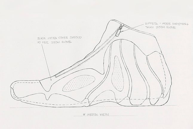 The Making Of The Nike Flightposite 12 1