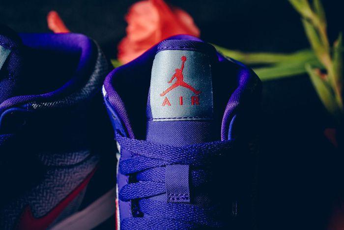 Air Jordan 1 High Fierce Purple 3
