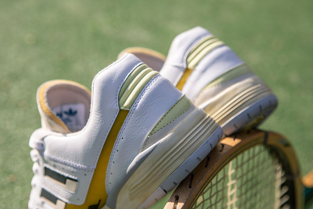 Highs And Lows Adidas Consortium Torsion Edberg Comp Release Date Sneaker Freaker Heel Grass