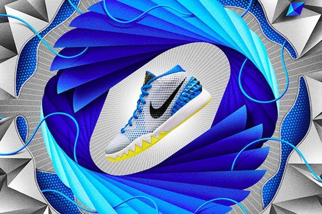 Nike Kyrie 1 Kids Young Eagles 1
