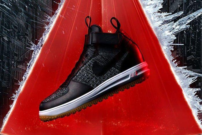 Nike Sneakerboot Feature