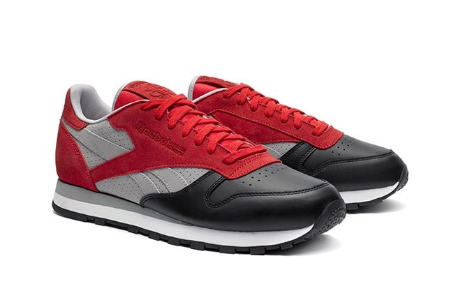 Reebok Classic Leather City Series Stash Red 1