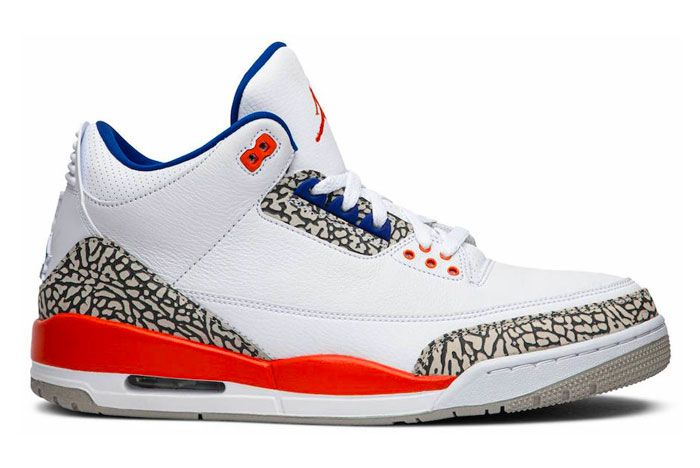 Air Jordan 3 Knicks Right