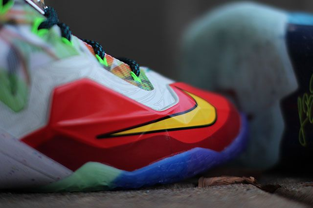 Nike What The Lebron 11 3