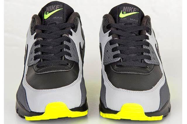 Nike Air Max 90 Wolf Greyblkvolt3