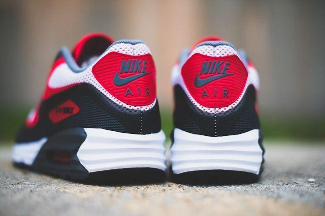 Nike Air Max 90 Lunar University Red 4