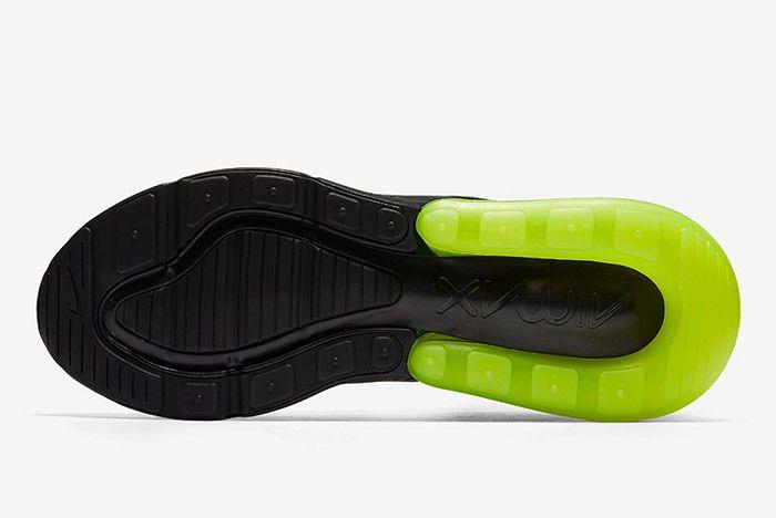 Nike Air Max 270 Black Neon 1