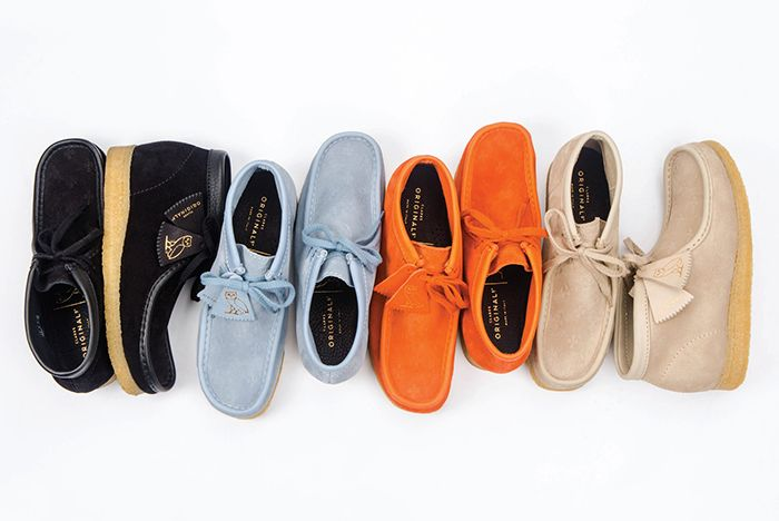 Ovo Clarks Wallabees 6