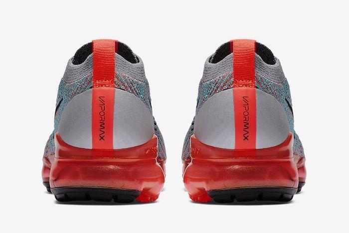 Nike Air Vapormax 3 Flash Crimson Heels