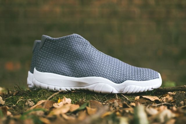 Air Jordan Future Cool Grey Bump 4