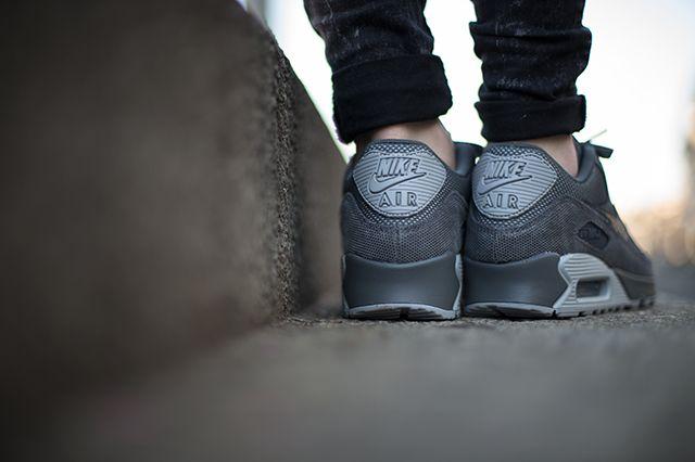 Nike Air Max 90 Wolf Grey Grey