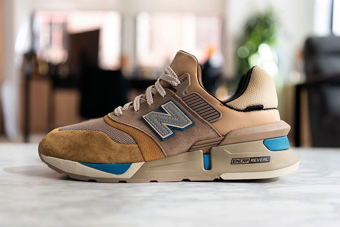 Kith Nonnative New Balance 997 S