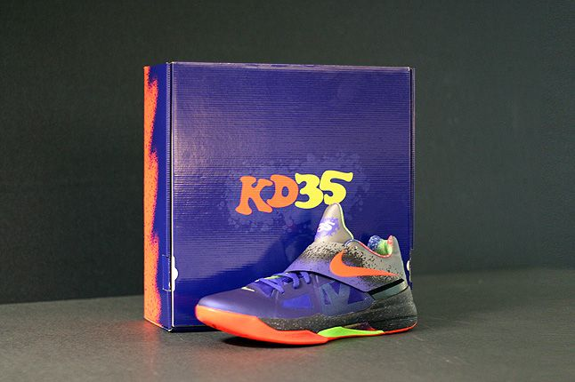 The Making Of The Nike Zoom Kd Iv 6 1