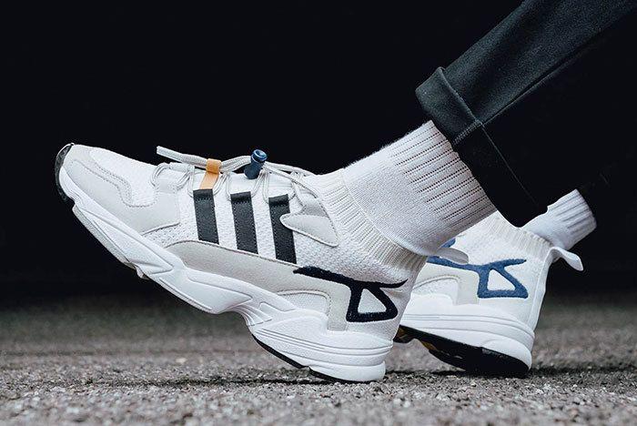 Adidas Consortium Falcon Blue White Bc0695 4 Sneaker Freaker