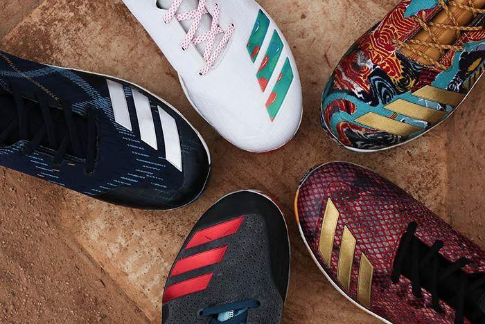 Adidas Baseball Legends Pack 4