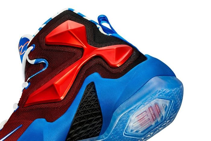 Nike Lebron 13 Kids Mini Hoop 2