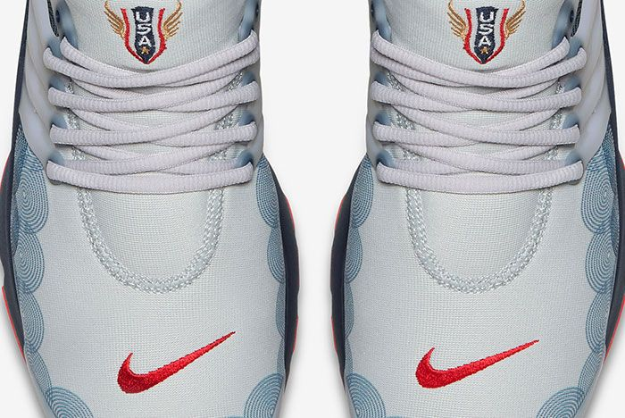 Nike Air Presto Olympic 10