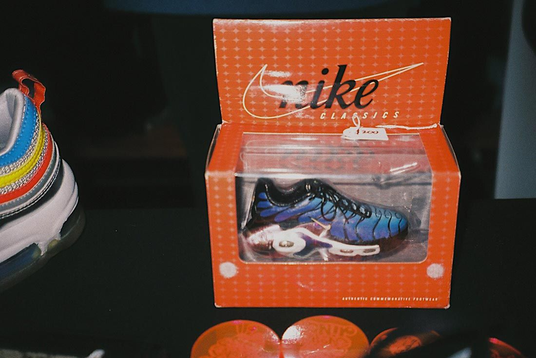91 Vintage Event Recap Air Max Plus
