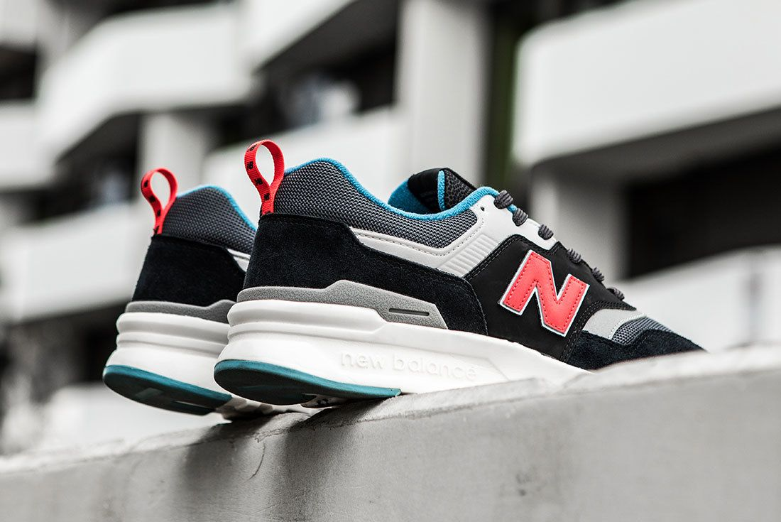 New Balance 997 H Hypothesis Magnet Energy Red Sneaker Freaker9